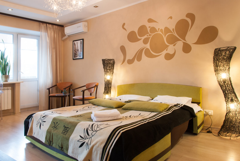 Квартира посуточно в Киеве , константиновская 44
