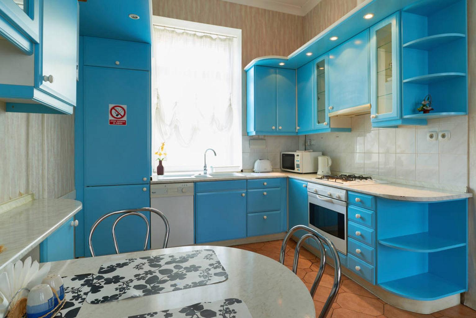 One-bedroom apartment for daily rent in Kiev, Bogdan Khmelnitsky 29 2